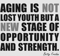 AgingQuote