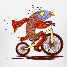 Fish-on-a-Bike