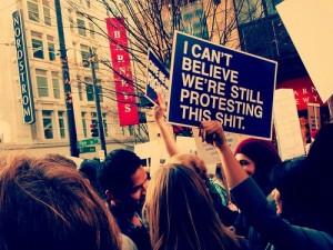 protestsign